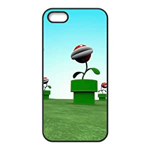 Happy Super Mario Phone Case for iPhone 5S Case