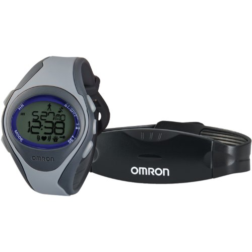 Omron HR-310 Heart Rate Monitor with Strap (Discontinued by (Omron Heart Rate Monitor)
