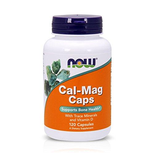 NOW Cal-Mag,120 Capsules