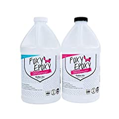 Our Super Clear Epoxy Resin is specifically formulated for the craft & DIY community and is THE PERFECT resin for art projects! If you're looking for epoxy resin for molds on Amazon, we are your BEST & Only choice! TRY US, YOU ...