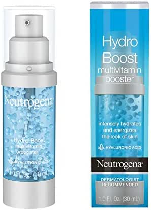 Facial Treatments: Neutrogena Hydro Boost Multivitamin Booster