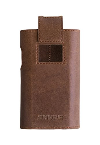Shure EAAMPCASE Leather Amp Case for KSE1500 & SHA900 by Shure