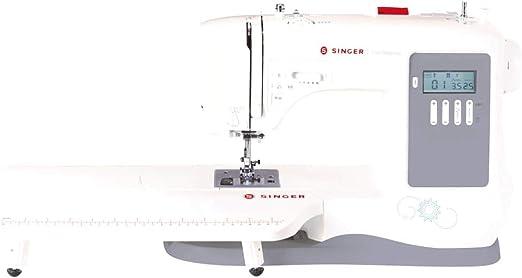 Singer 7640 Confidence máquina de coser computarizada de 200 ...