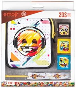 Indeca - Pack Accesorios 8 En 1 Emoji 2018 (Nintendo 2DS): Amazon ...