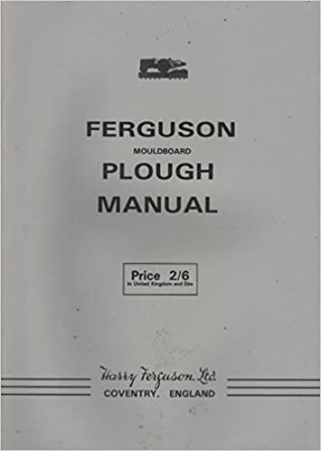 Tractor ploughing manual, the (hardback) brian bell.