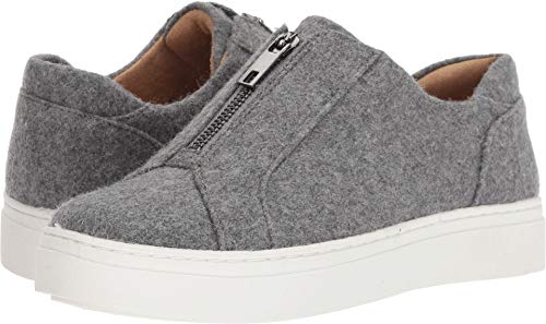Donna Naturalizer Medium Fabric Frauen Sneaker Grey us Flannel vA5fqwA