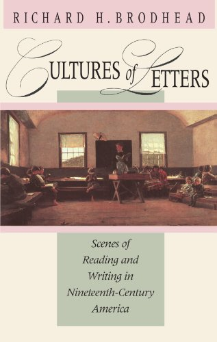 Reproduction Century 19th (Cultures of Letters: Scenes of Reading and Writing in Nineteenth-Century America)