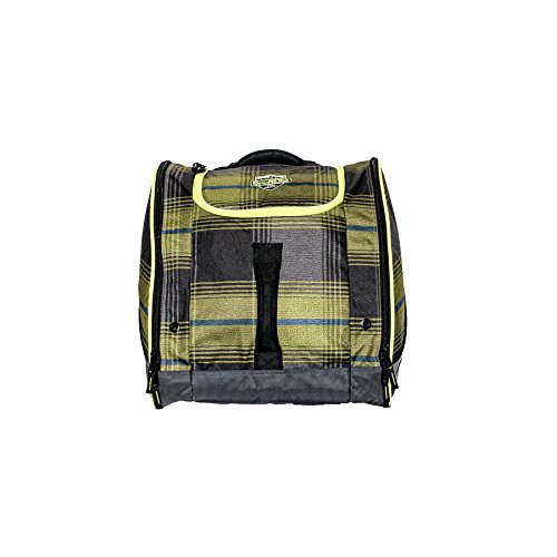 Sportube Freerider Padded Gear and Boot Bag Plaid by Sportube