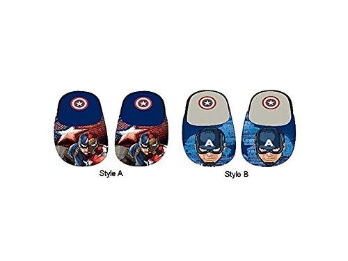 Captain America Hausschuhe Kind 12001