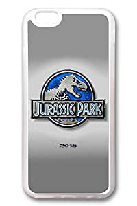 iPhone 6 plus Case, 6 plus Case - Lightweight Protective Snap-on Case Bumper for iPhone 6 Jurassic Park 4 2015 Crystal Clear Slim Fit Soft Rubber Case Cover for iPhone 6 4.7 InchesMaris's Diary