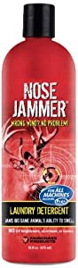 Nose Jammer Scent Blocking Laundry Detergent, 16 oz