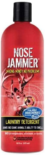 Nose Jammer Scent Blocking Laundry Detergent, 16 oz