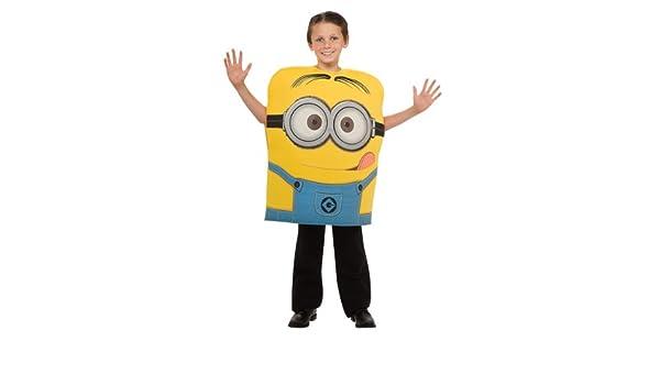 Minion Dave - traje de niño: Amazon.es: Juguetes y juegos