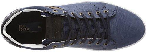 3220f Canc Baskets Bullboxer Homme Blue Bleu dSRaxXWfqw