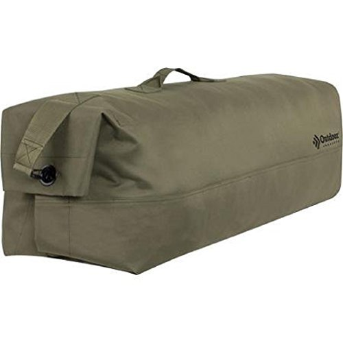 Outdoor Products GI Duffle Bag, Green