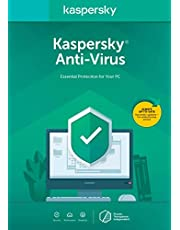 Kaspersky Anti-Virus 2018 1 Device/1 Year [Key Code]