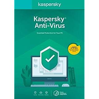 Kaspersky Anti-Virus 2018   3 Device   1 Year [PC Key Code]