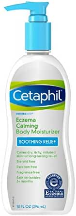 Cetaphil Restoraderm Eczema Calming Body Moisturizer, 10-Fluid Ounces (Packaging May Vary)