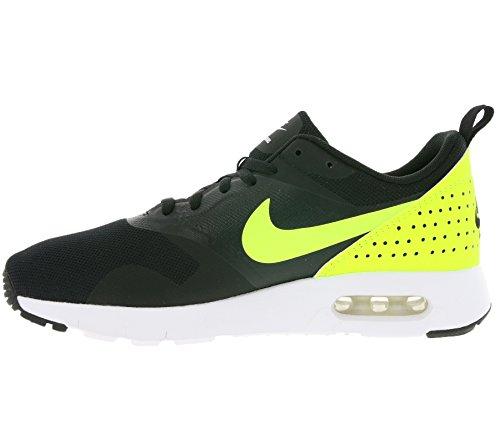 Nike 814443-007, Zapatillas de Deporte para Niños Negro (Black / Volt White)