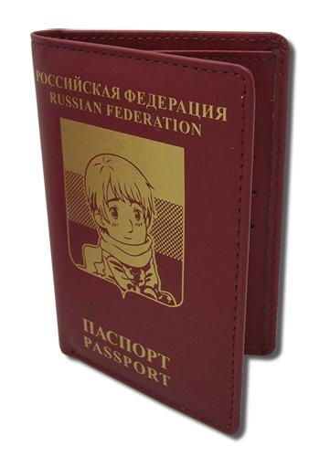 Great Eastern Entertainment Hetalia Russian Passport Wallet ()