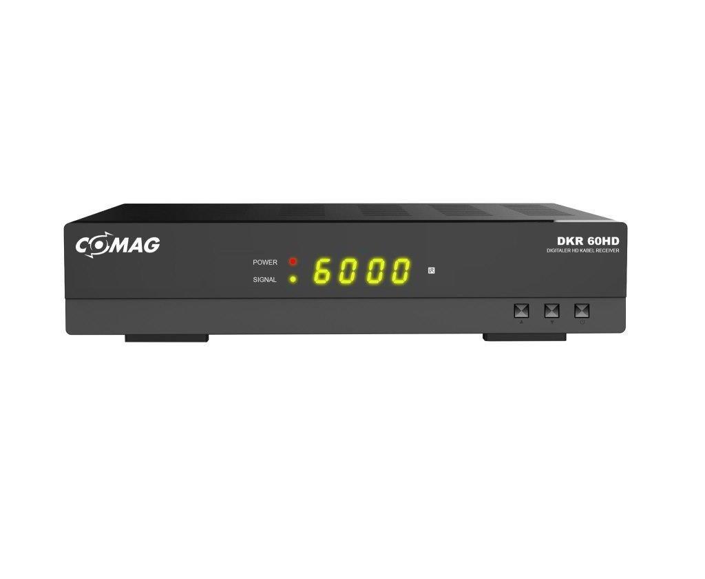 COMAG DKR 60 HD digitaler Full HD Kabel-Receiver (PVR Ready, HDTV ...