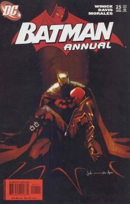Batman Annual #25