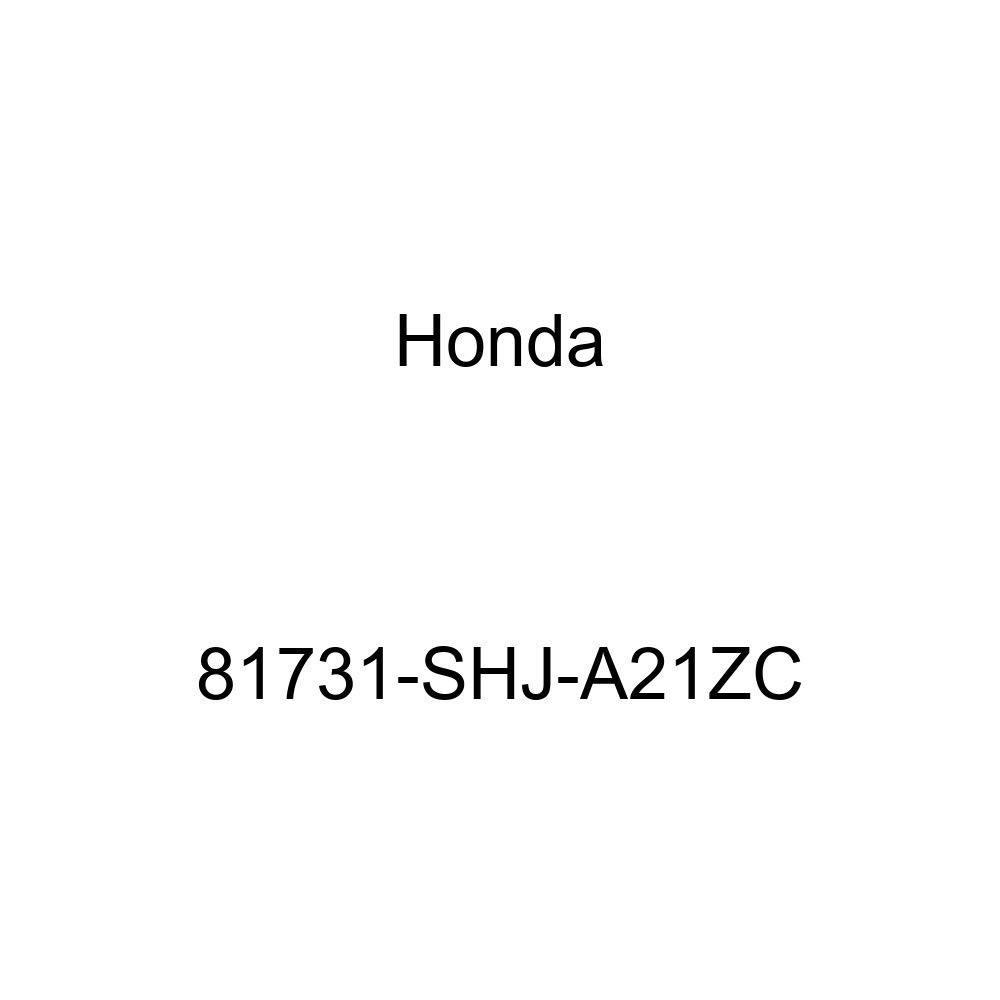 Left Honda Genuine 81731-SHJ-A21ZC Seat Cushion Trim Cover Middle