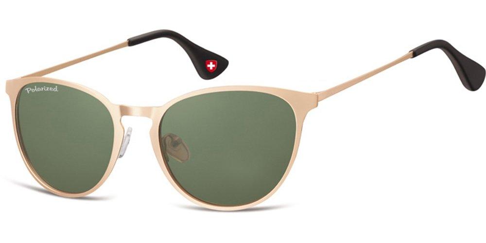 Demel Augenoptik Moderne Sonnenbrille für Damen und Herren tJUPyhs