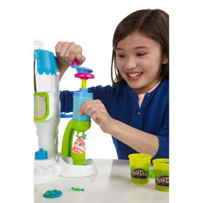 Play-Doh Perfect Twist Ice Cream Playset