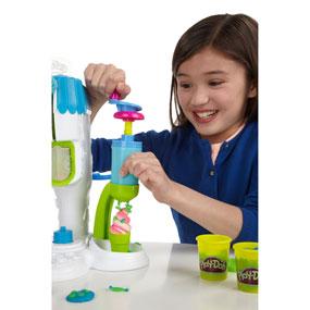 Play-Doh Perfect Twist Ice Cream Playset
