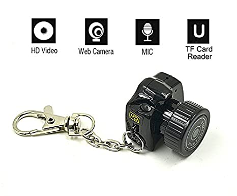 Amazon.com : Tiny Mini Camera hd Video Audio Recorder Webcam y2000 Camcorder Small dv dvr Security Secret Nanny car Sport Micro cam with mic : Camera & ...
