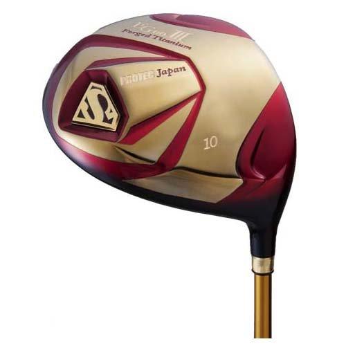 プロテック ゴルフ スーパーマン ゴルフクラブ EG003 ドライバー 9°(SLEルール適合モデル) SR