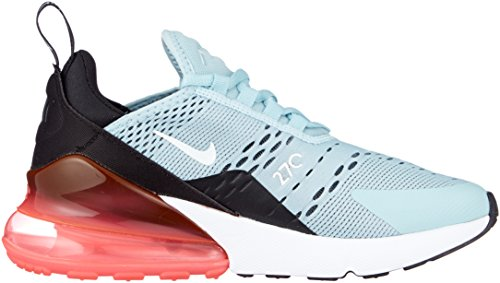 de 400 Running Bliss Chaussures White W Max 270 Compétition NIKE bl Ocean Multicolore Femme Air AXa6gq