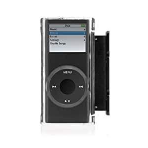 Marware Sidewinder Spectra Case for iPod nano 2G (Black)