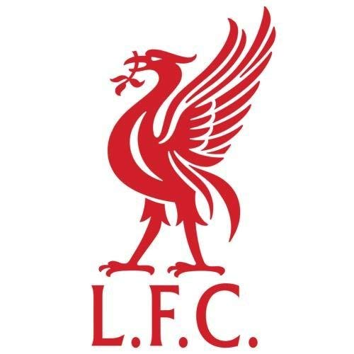 Liverpool F. C. Large Crest Sticker