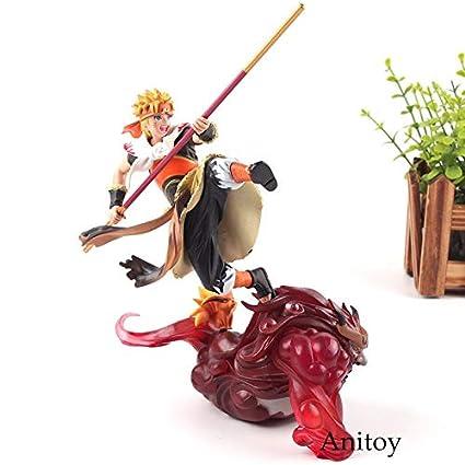 Amazon.com: 18cm (7.1 inch) -Naruto PVC Action Figure ...