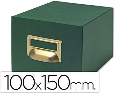 Liderpapel TV08 - Fichero para 500 fichas: Amazon.es: Oficina y ...