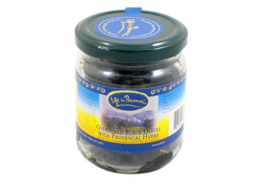 Oil Cured Black Olives by Life in Provence