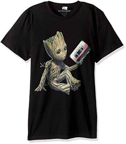 marvel-mens-guardians-of-the-galaxy-groot-tape-tee-black-x-large