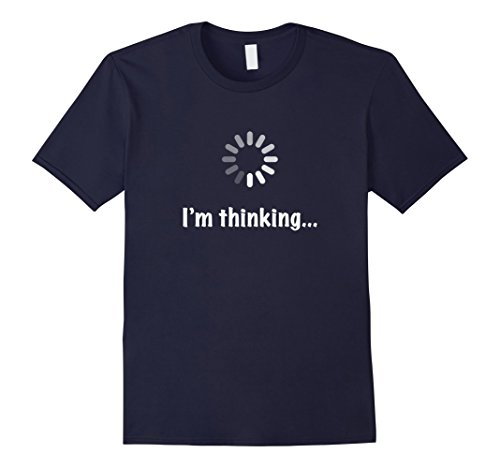 Nerd Computer T-shirt (Mens
