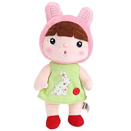 New Product MeToo Doll Plush Sweet Cute Lovely Kawaii Stuffed Baby Kids Toys for Girls Sleeping Dolls Children Birthday Christmas Gift