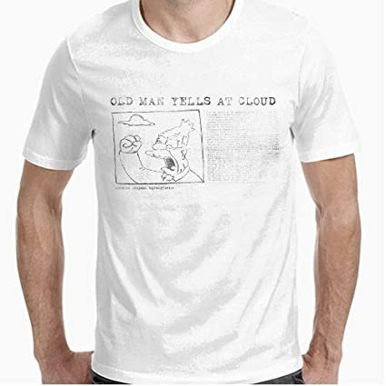 Camiseta - diseño Original - Old Man - XXL
