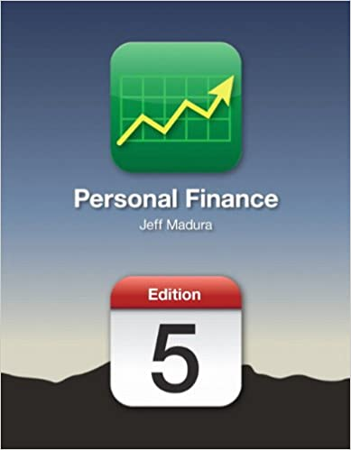 Personal finance 5th edition the personal series in finance personal finance 5th edition the personal series in finance jeff madura 9780132994347 amazon books fandeluxe