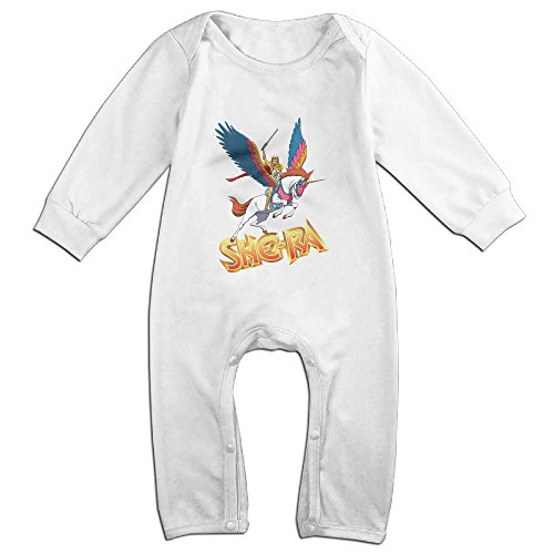 She Ra Outfit (Ellem Cute She Ra Outfits For Newborn Baby White Size 12 Months)