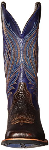 Western Men's Glazed Twilight Bark Ariat Boot Blue Catalyst Prime Cowboy CACwxtq7