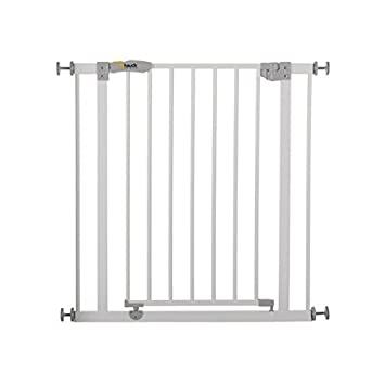Hauck Open N Stop Pressure Fix Safety Gate 75 81cm White Amazon