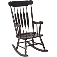 Adult Rocking Chair Espresso