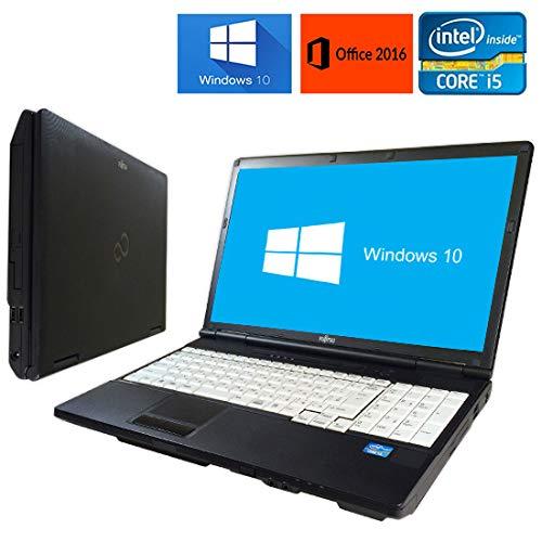 【即納!最大半額!】 【Win メモリー8G/SSD-960GB 10搭載】【Win【Microsoft Office 2016搭載】FUJITSU LIFEBOOK メモリー8G/SSD-960GB/A561D/次世代Core i5 2.5GHz/メモリー:4GB/HDD:250GB/DVD/大画面15.6インチ/無線LAN搭載/10キー付/HDMI/中古ノートパソコン (メモリー4G/HDD-250GB) B07PVQ3D3R メモリー8G/SSD-960GB メモリー8G/SSD-960GB, 新庄みそ:4f9b90fa --- ciadaterra.com
