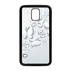 The Butterflies Hight Quality Plastic Case for Samsung Galaxy S5