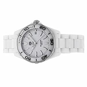 Tag Heuer Aquaracer quartz womens Watch WAY1391.BH0717 (Certified Pre-owned)